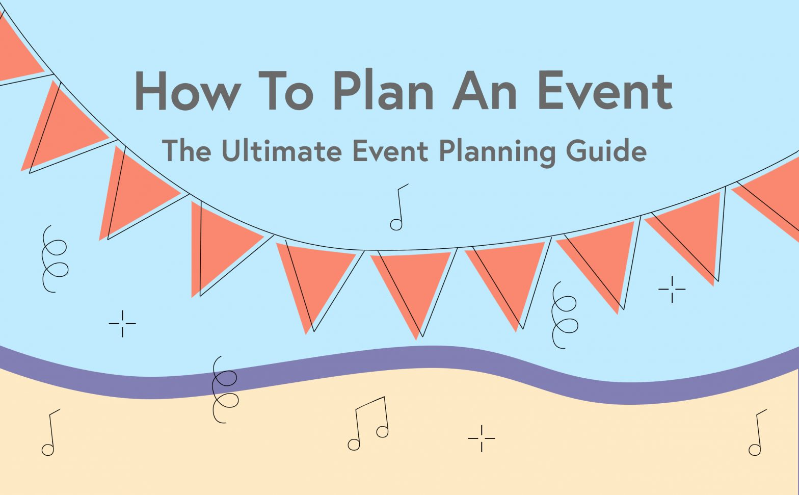 Plan events creatively with these tips