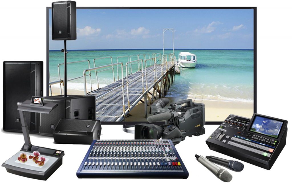 Tips to help you find quality sound and visual equipment for the event