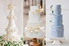 Weddings Cakes – Before and Now