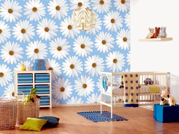 How to Select Wallpapers for Kids Room
